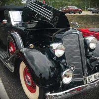 Saltsjöbaden Classic Car Show 2021